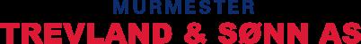 Murmester Trevland & Sønn Logo